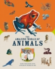 Paperscapes: The Amazing World of Animals - Book