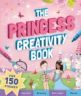 The Princess Creativity Book - Book