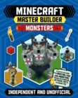 Minecraft Master Builder: Monsters - Book