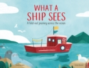 What a Ship Sees : A Fold-out Journey Across the Ocean - Book