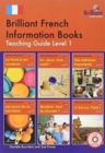 Brilliant French Information Books pack - Level 1 : A graded French non-fiction reading scheme for primary schools - Book
