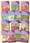 Learn Spanish with Luis y Sofia, Part 1, Storybook Set Units 1-14 : Pack of 14 Storybooks - Book