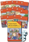 Learn French with Luc et Sophie 2eme Partie (Part 2) Starter Pack Years 5-6 (2nd edition) : A story based scheme for teaching French at KS2 - Book