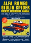 The Alfa Romeo Spider Owners Work Manual - eBook