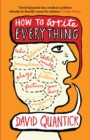 How to Write Everything - eBook