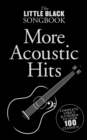 The Little Black Songbook: More Acoustic Hits - eBook