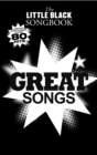 The Little Black Songbook: Great Songs - eBook