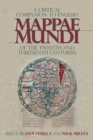 A Critical Companion to English <I>Mappae Mundi</I> of the Twelfth and Thirteenth Centuries - Book