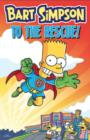 Bart Simpson - to the Rescue - Book