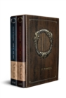 The Elder Scrolls Online - Volumes I & II: The Land & The Lore (Box Set) - Book
