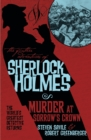 The Further Adventures of Sherlock Holmes : Murder at Sorrow's Crown - Book