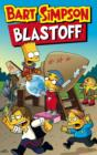 Bart Simpson - Blast-off - Book