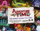 Adventure Time - The Original Cartoon Title Cards : Vol. 2 - Book