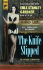 The Knife Slipped - Book