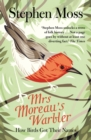Mrs Moreau's Warbler : How Birds Got Their Names - Book