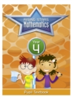 Rising Stars Mathematics Year 4 Textbook - Book