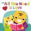 Little Friends All You Need is Love - Book