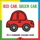 Red Car Green Car - Book