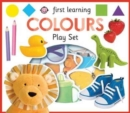 Colours : First Learning Play Sets - Book