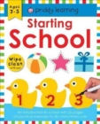 Starting School : Wipe Clean Workbooks - Book