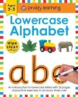Lowercase Alphabet : Wipe Clean Workbooks - Book