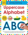 Uppercase Alphabet : Wipe Clean Workbooks - Book