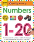 Numbers 1-20 : Wipe Clean Workbooks - Book
