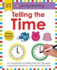 Telling the Time : Wipe Clean Workbooks - Book