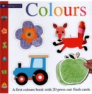 Alphaprint Colours Flashcard Book - Book