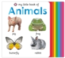 My Little Book of Animals - Book