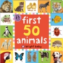 First 50 Animals - Book