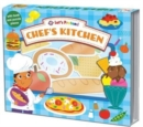 Let's Pretend Chefs Kitchen - Book