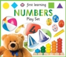 First Learning Numbers Play Set - Book