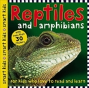 Smart Kids Sticker Reptiles - Book