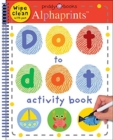 Alphaprints Dot to Dot - Book