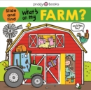 What's On My Farm - Book