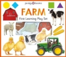 First Learning Farm Play Set - Book