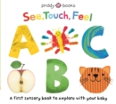 See Touch Feel ABC - Book