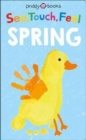 See Touch Feel Spring - Book