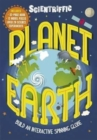 Scientriffic: Planet Earth : Build an Interactive Spinning Globe! - Book