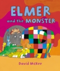 Elmer and the Monster - Book
