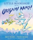 The Little Bookshop and the Origami Army - Book