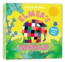 Elmer's Touch and Feel World - Book