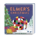 Elmer's Christmas : Board Book - Book