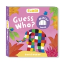 Elmer: Guess Who? - Book