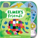 Elmer's Friends : Tabbed Board Book - Book