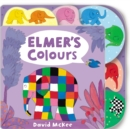 Elmer's Colours : Tabbed Board Book - Book