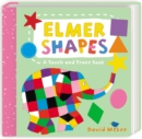 Elmer Shapes: A Touch and Trace Book - Book