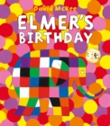 Elmer's Birthday - Book