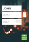 John (Lifebuilder Study Guides): The Way to True Life - Book